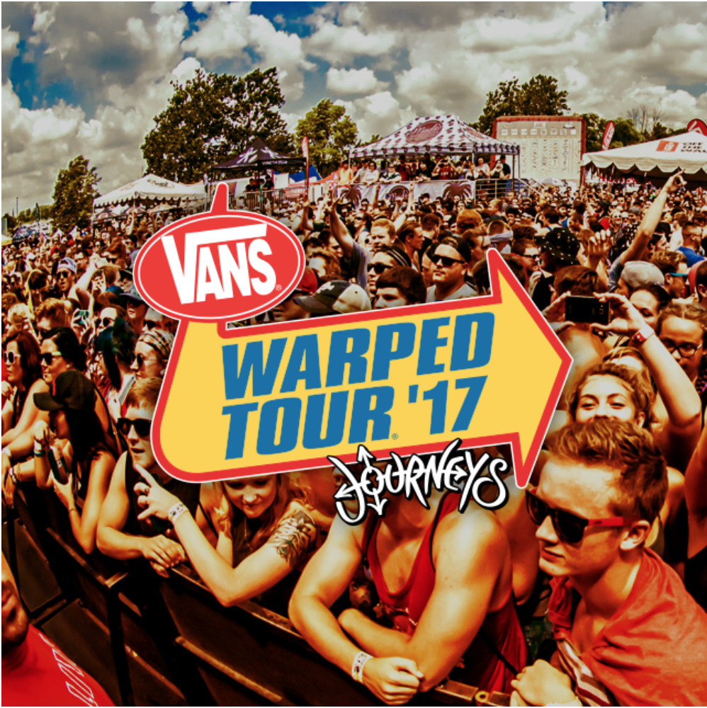 Warped Tour Signs 1,300 Ambassadors in 6 Hours